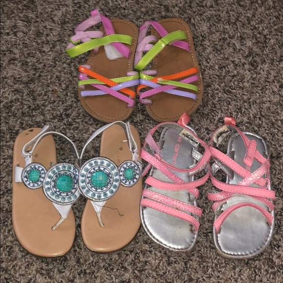 MIA Other - Girls Toddler Size 8 Sandals